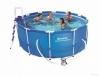 Бассейн каркасный 366х122 см BestWay Steel Pro Frame Pool - 56088