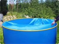 Инструкция по сборке пластикового бассейна