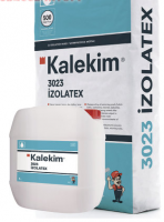 Двухкомпонентный гидроизоляционный состав Isolatex 3023+3024 Kalekim