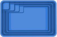 Бассейн Люкс - 37*25