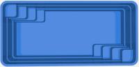 Бассейн Люкс – 50*25
