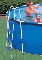 Лестница для бассейна 122см