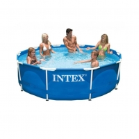 Бассейн каркасный Intex Metal Frame Pool - 28200.56997 305х76см