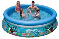 Надувной бассейн Intex Easy Set Pool - 28122.56922 305x76см