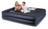 Надувная кровать (матрас) арт. 66702 с встроенным эл. насосом