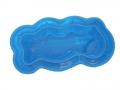 Пруд пластиковый 1100 литров